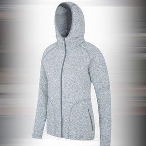Mountain Warehouse Warm Grey Zip Up